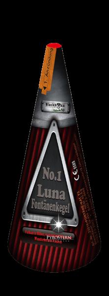 Luna-Fontänenkegel No. 1