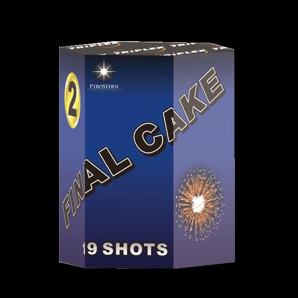 Final Cake 2 (19 Schuss)