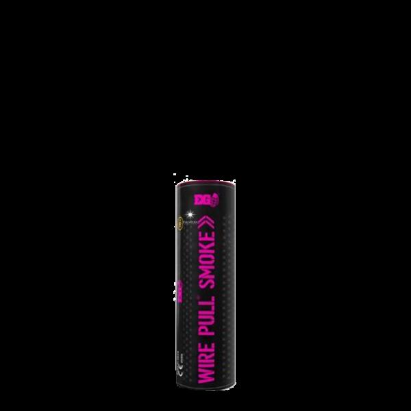 Wire Pull Rauchgranate, pink (smoke) WP40
